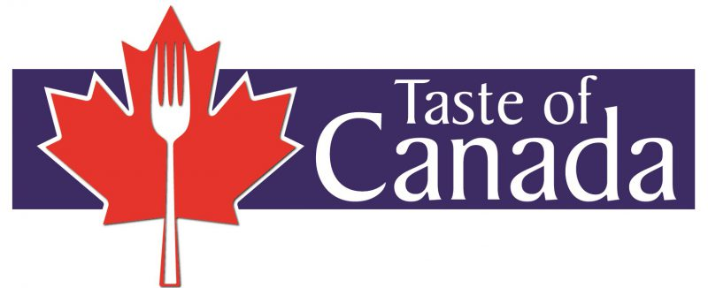 Taste of Canada 2018 – Chicago – Tuesday, October 30,  2018 – 9:00 AM-4:30 PM – Donald E. Stephens Center, Rosemont, IL